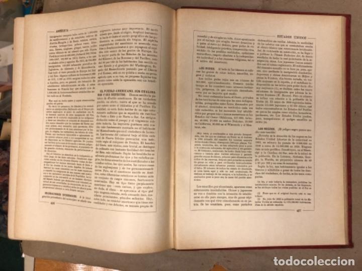 Libros antiguos: NUEVA GEOGRAFÍA UNIVERSAL. ED. ESPASA CALPE 1928. 3 TOMOS. VV.AA. - Foto 30 - 146544490