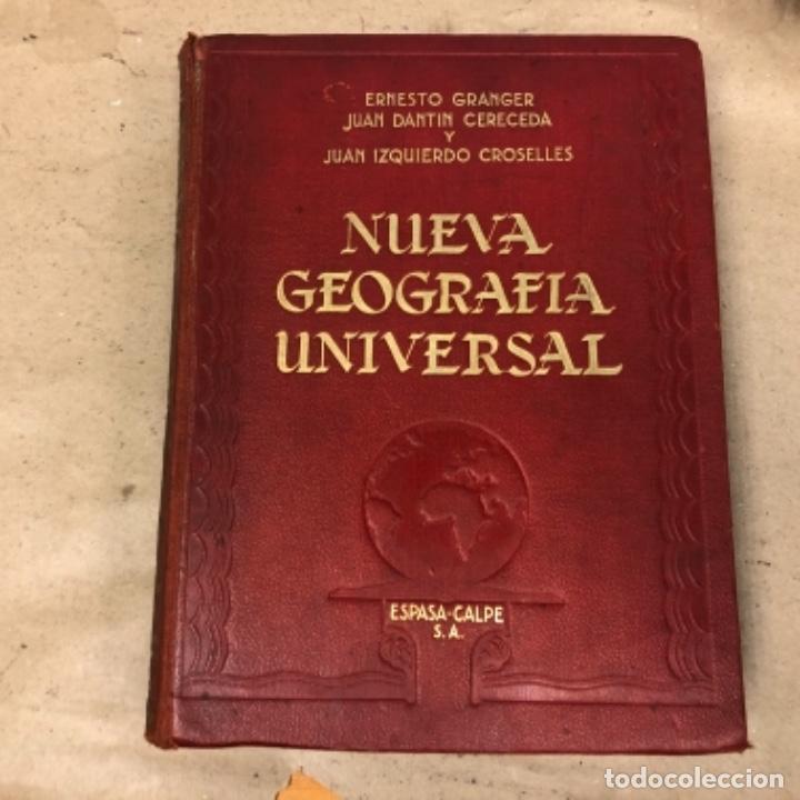 Libros antiguos: NUEVA GEOGRAFÍA UNIVERSAL. ED. ESPASA CALPE 1928. 3 TOMOS. VV.AA. - Foto 32 - 146544490