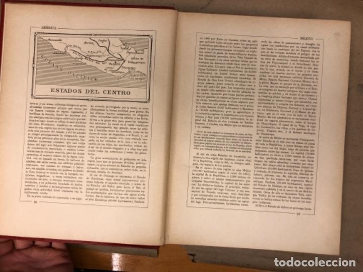 Libros antiguos: NUEVA GEOGRAFÍA UNIVERSAL. ED. ESPASA CALPE 1928. 3 TOMOS. VV.AA. - Foto 35 - 146544490