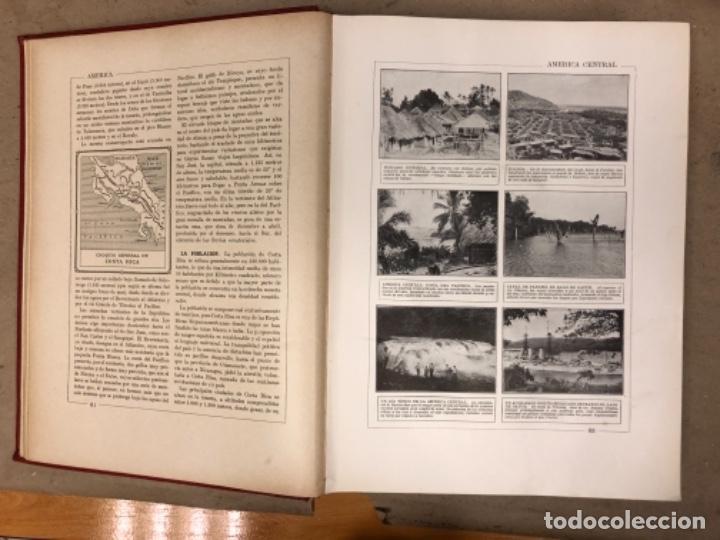 Libros antiguos: NUEVA GEOGRAFÍA UNIVERSAL. ED. ESPASA CALPE 1928. 3 TOMOS. VV.AA. - Foto 36 - 146544490