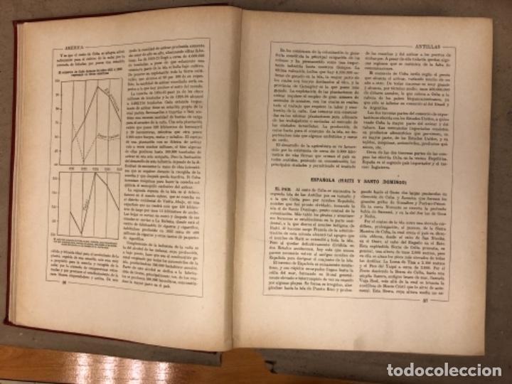 Libros antiguos: NUEVA GEOGRAFÍA UNIVERSAL. ED. ESPASA CALPE 1928. 3 TOMOS. VV.AA. - Foto 37 - 146544490