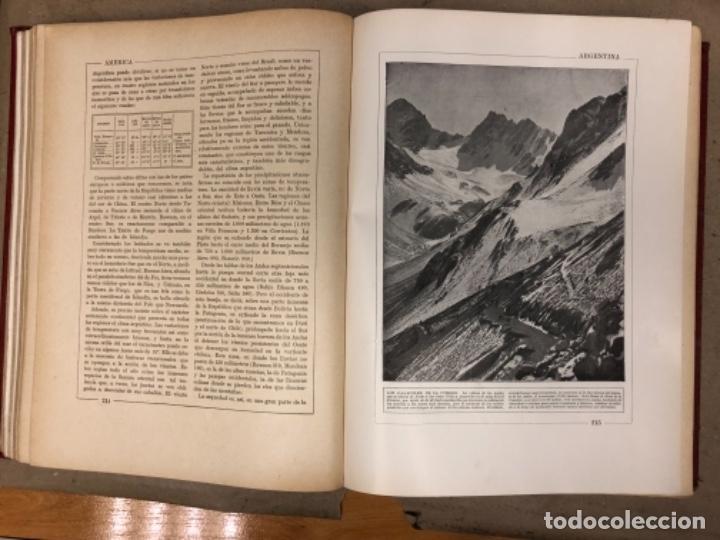 Libros antiguos: NUEVA GEOGRAFÍA UNIVERSAL. ED. ESPASA CALPE 1928. 3 TOMOS. VV.AA. - Foto 39 - 146544490