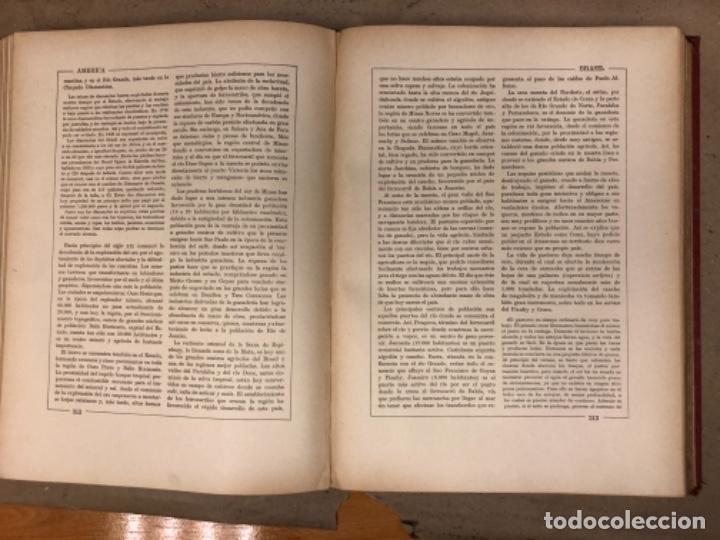Libros antiguos: NUEVA GEOGRAFÍA UNIVERSAL. ED. ESPASA CALPE 1928. 3 TOMOS. VV.AA. - Foto 41 - 146544490