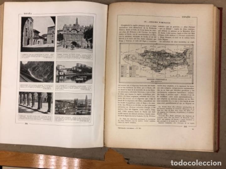 Libros antiguos: NUEVA GEOGRAFÍA UNIVERSAL. ED. ESPASA CALPE 1928. 3 TOMOS. VV.AA. - Foto 42 - 146544490