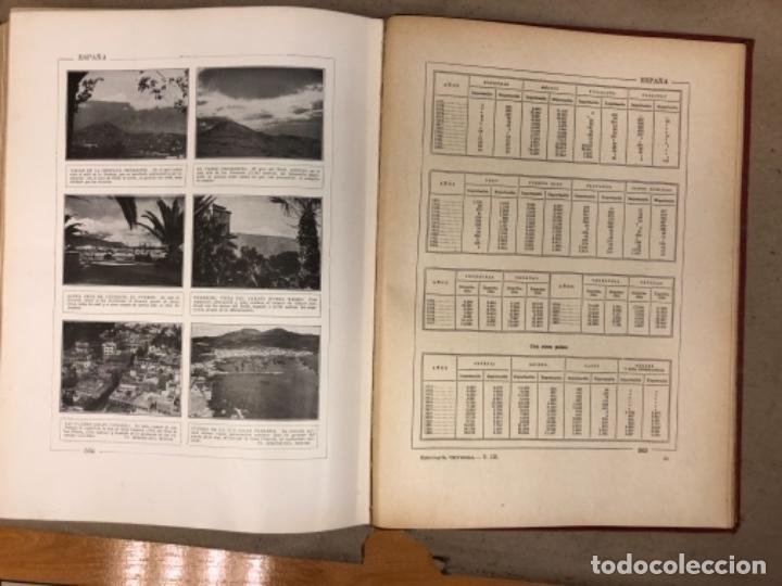 Libros antiguos: NUEVA GEOGRAFÍA UNIVERSAL. ED. ESPASA CALPE 1928. 3 TOMOS. VV.AA. - Foto 45 - 146544490
