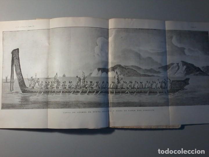 Libros antiguos: RELACION DE SU PRIMER VIAJE ALREDEDOR DEL MUNDO - JAMES COOK - TOMO II -CALPE 1922 - Foto 5 - 147052482