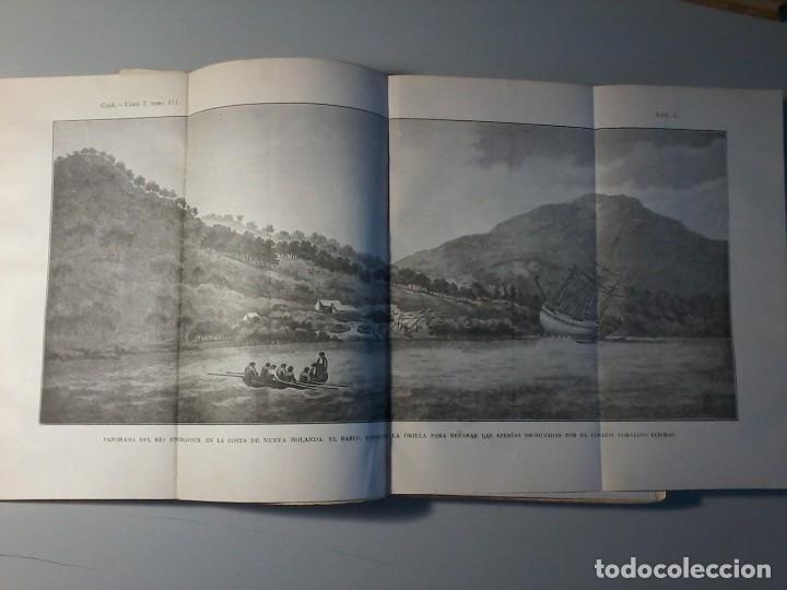 Libros antiguos: RELACION DE SU PRIMER VIAJE ALREDEDOR DEL MUNDO - JAMES COOK - TOMO III -CALPE 1922 - Foto 4 - 147052870