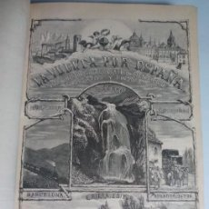 Libros antiguos: LA VUELTA POR ESPAÑA 1872. Lote 148410086