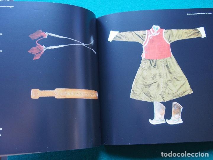Libros antiguos: Un día a Mongolia - La Caixa - Foto 5 - 148457514