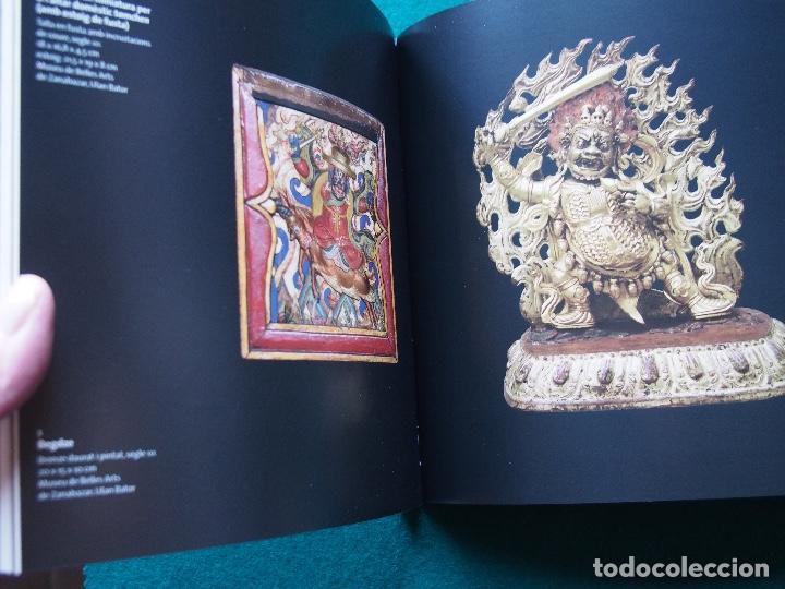 Libros antiguos: Un día a Mongolia - La Caixa - Foto 8 - 148457514