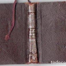 Libros antiguos: ANGEL GANIVET : GRANADA LA BELLA (AGUILAR CRISOLÍN 018, 1962). Lote 148948730