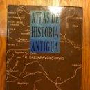 Libros antiguos: ATLAS DE HISTORIA ANTIGUA(33€). Lote 149832270