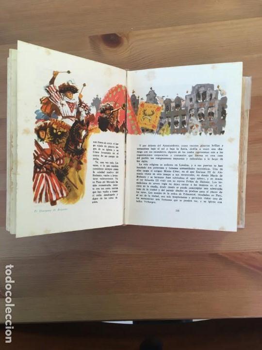 Libros antiguos: EL MUNDO EN COLOR - BENELUX - LIBRO ILUSTRADO - Foto 4 - 149894966