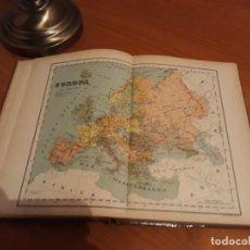 Libros antiguos: ESPECTACULAR ATLAS DE 1925. Lote 150260102