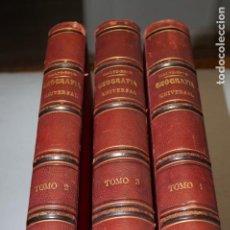 Libros antiguos: GEOGRAFÍA UNIVERSAL. MALTE-BRUN. 1875. Lote 151997306