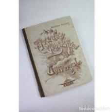 Libros antiguos: ANTIGUO ATLAS GEOGRÁFICO UNIVERSAL. Lote 152219710