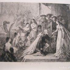 Libros antiguos: CHRISTOPHE COLOMB ET LA DÉCOUVERTE DU NOUVEAU MONDE, CA. 1860. M. DE BELLOIT. NUMEROSOS GRABADOS. Lote 152347308