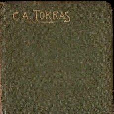 Libros antiguos: TORRAS : PIRINEU CATALÀ - CAMPRODÓN (L' AVENÇ, 1902). Lote 153107906