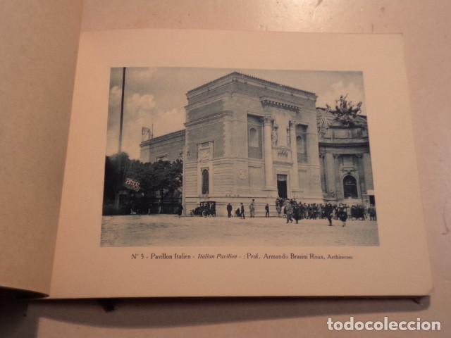 Libros antiguos: ALBUM SOUVENIR DE LEXPOSITION INTERNACIONALE DES ARTS DÉCORATIFS - PARIS 1925 - TEXTE DE CHAVANGE - Foto 4 - 153227906