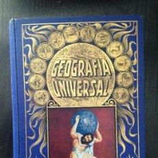 Libros antiguos: GEOGRAFIA UNIVERSAL EDITORIAL RAMON SOPENA BARCELONA 1933. Lote 153320086