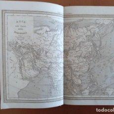 Libros antiguos: GEOGRAFIA UNIVERSAL TOMO II MALTE-BRUN ASIA MADRID7BARCELONA 1868. Lote 153800974