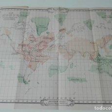 Libros antiguos: HISTORIA DE LA ATLANTIDA ILUSTRADO CON MAPAS DESPLEGABLES. Lote 154199798