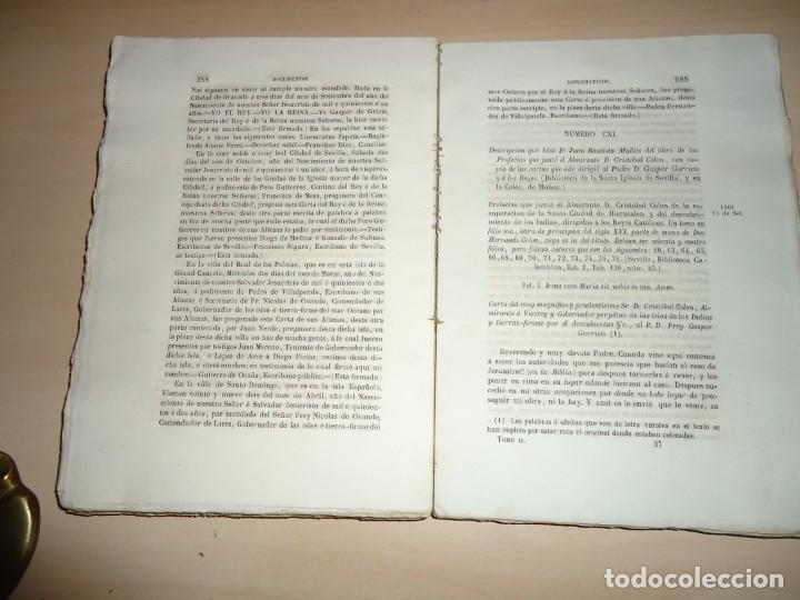 Libros antiguos: AMÉRICA COLECCIÓN DE LOS VIAJES Y DESCUBRIMIENTOS. t. II. Martín Fernández de Navarrete - Foto 2 - 155311846