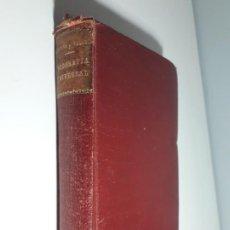Libros antiguos: TEXTO DE GEOGRAFÍA UNIVERSAL. 1909 LIBRERÍA COLOMBIANA. Lote 155530974