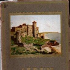Libros antiguos: ALBUM MERAVELLA VOLUM IV : COMARQUES DE TARRAGONA I LA SEGARRA (CATALÒNIA, 1931). Lote 155644522