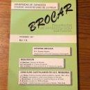 Libros antiguos: CUADERNOS DE INVESTIGACION HISTORICA-BROCAR 1987-13(30€). Lote 157329318