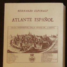 Libros antiguos: ATLANTE ESPAÑOL-REINO DE VALENCIA-PARTE I(30€). Lote 157330154