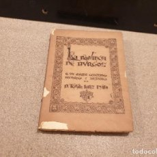 Libros antiguos: LA PROVINCIA DE BURGOS....TEOFILO LOPEZ MATA.....AÑOS 30... Lote 157743290