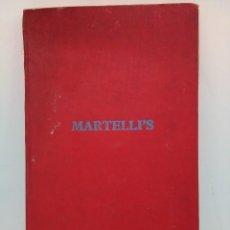 Libros antiguos: TABLA DE NAVEGACIÓN MARTELLI'S, EN INGLÉS.. Lote 158136294