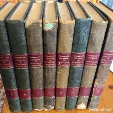 Libros antiguos: DICCIONARIO UNIVERSAL HISTORIA GEOGRAFIA MITOLOGIA- FRANCISCO DE PAULA Y MELLADO- 1.846. Lote 158399086