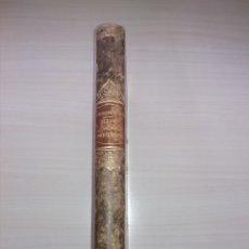 Libros antiguos: SITIOS DE LAS CORDILLERAS Y MONUMENTOS DE LOS PUEBLOS INDÍGENAS DE AMÉRICA. HUMBOLDT (1878). Lote 158323066