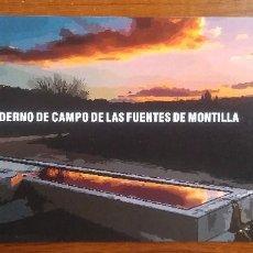 Libros antiguos: SENDERISMO RUTAS FUENTES DE MONTILLA CORDOBA ANDALUCIA. Lote 158666462