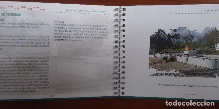 Libros antiguos: SENDERISMO RUTAS FUENTES DE MONTILLA CORDOBA ANDALUCIA - Foto 3 - 158666462
