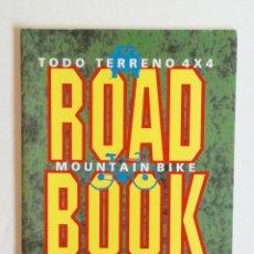 Libros antiguos: EL VALLE DE CABUERNIGA Y RESERVA DEL SAJA-ROAD BOOK; 4X4, MOUNTAIN BIKE Y TREKKING. Lote 158992418