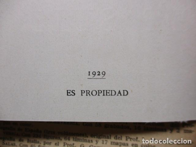 Libros antiguos: GEOGRAFIA DE SUIZA. DR. HERMANN WALSER. EDITORIAL LABOR, S. A. COLECCION LABOR. 1929. - Foto 9 - 159136722