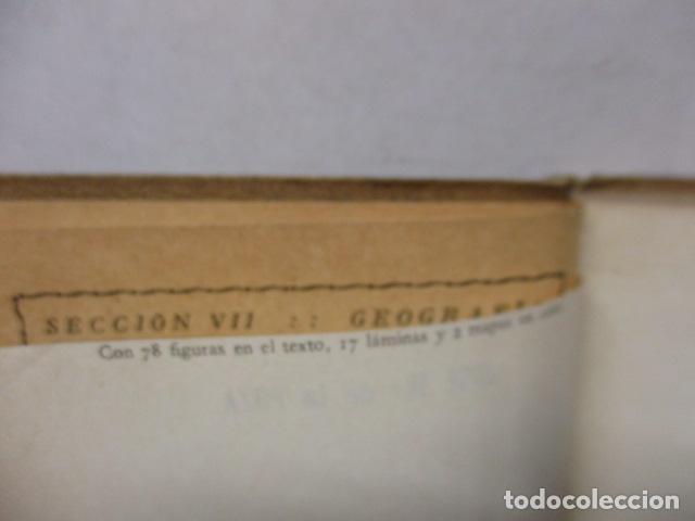 Libros antiguos: GEOGRAFIA DE SUIZA. DR. HERMANN WALSER. EDITORIAL LABOR, S. A. COLECCION LABOR. 1929. - Foto 10 - 159136722