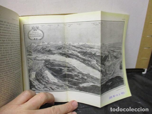 Libros antiguos: GEOGRAFIA DE SUIZA. DR. HERMANN WALSER. EDITORIAL LABOR, S. A. COLECCION LABOR. 1929. - Foto 15 - 159136722