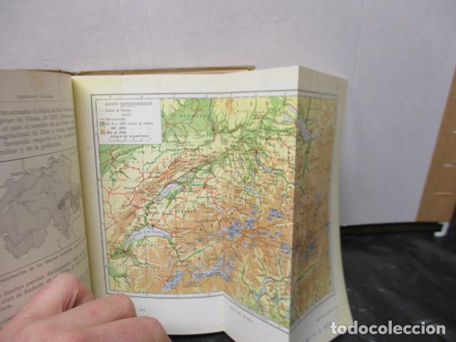 Libros antiguos: GEOGRAFIA DE SUIZA. DR. HERMANN WALSER. EDITORIAL LABOR, S. A. COLECCION LABOR. 1929. - Foto 16 - 159136722