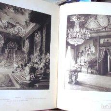 Libros antiguos: DAS UNBEKANNTE SPANIEN BAUKUNST, LANDSCHAFT, VOLKSLEBEN KURT HIELSCHER 1922 VERLAG VON ERNST WASMUTH. Lote 159832138