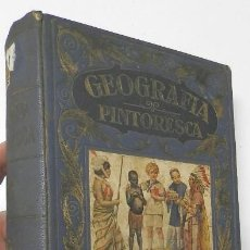 Libri antichi: GEOGRAFÍA PINTORESCA (RAMÓN SOPENA, 1935). Lote 160375266