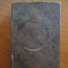Libros antiguos: VIAGE DE ESPAÑA, FRANCIA E ITALIA. DON NICOLAS DE LA CRUZ. TOMO QUINTO. MADRID 1807. VIAGE DE CRUZ. Lote 160674282