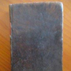 Libros antiguos: VIAGE DE ESPAÑA, FRANCIA E ITALIA. DON NICOLAS DE LA CRUZ. TOMO NOVENO. CÁDIZ 1813. VIAGE DE CRUZ. Lote 160674590