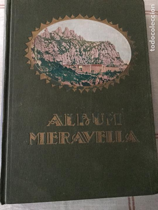 ALBUM MERAVELLA I. COMARQUES D' INTERIOR. 27X20CM. 326 P. (Libros Antiguos, Raros y Curiosos - Geografía y Viajes)