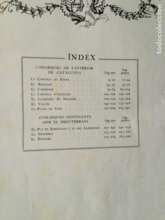 Libros antiguos: Album meravella I. Comarques d interior. 27x20cm. 326 p. - Foto 3 - 160768902