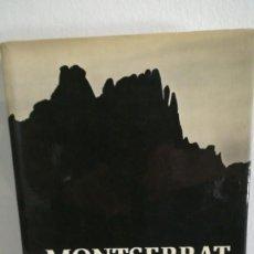 Libros antiguos: MONTSERRAT . Lote 162699086