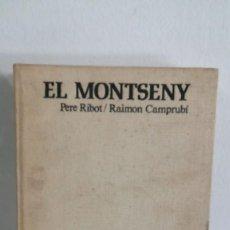 Libros antiguos: EL MONTSENY . Lote 162700426